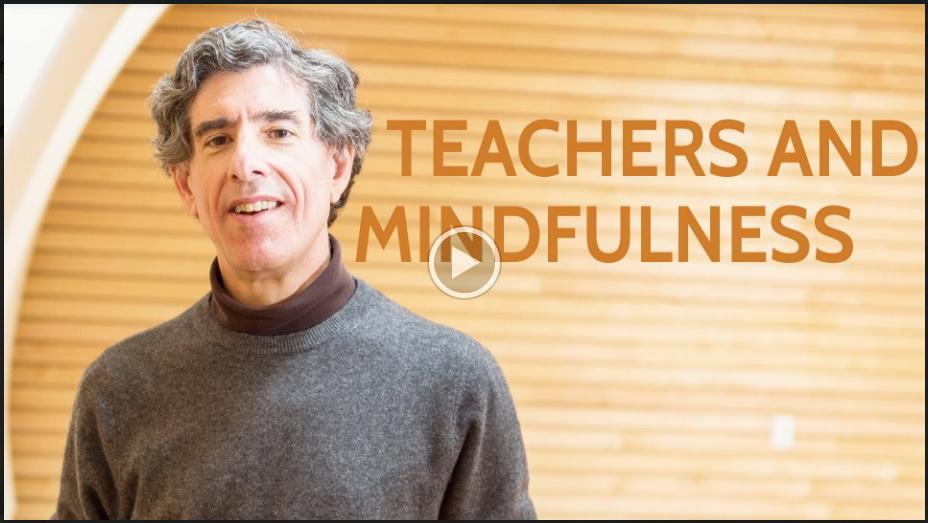 Dr. Richard Davidson on Teachers and Mindfulness