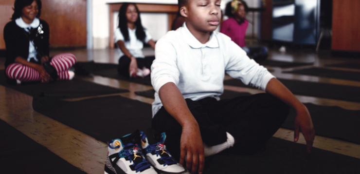 How Mindfulness Benefits Students, Police Officers, and Married Couples