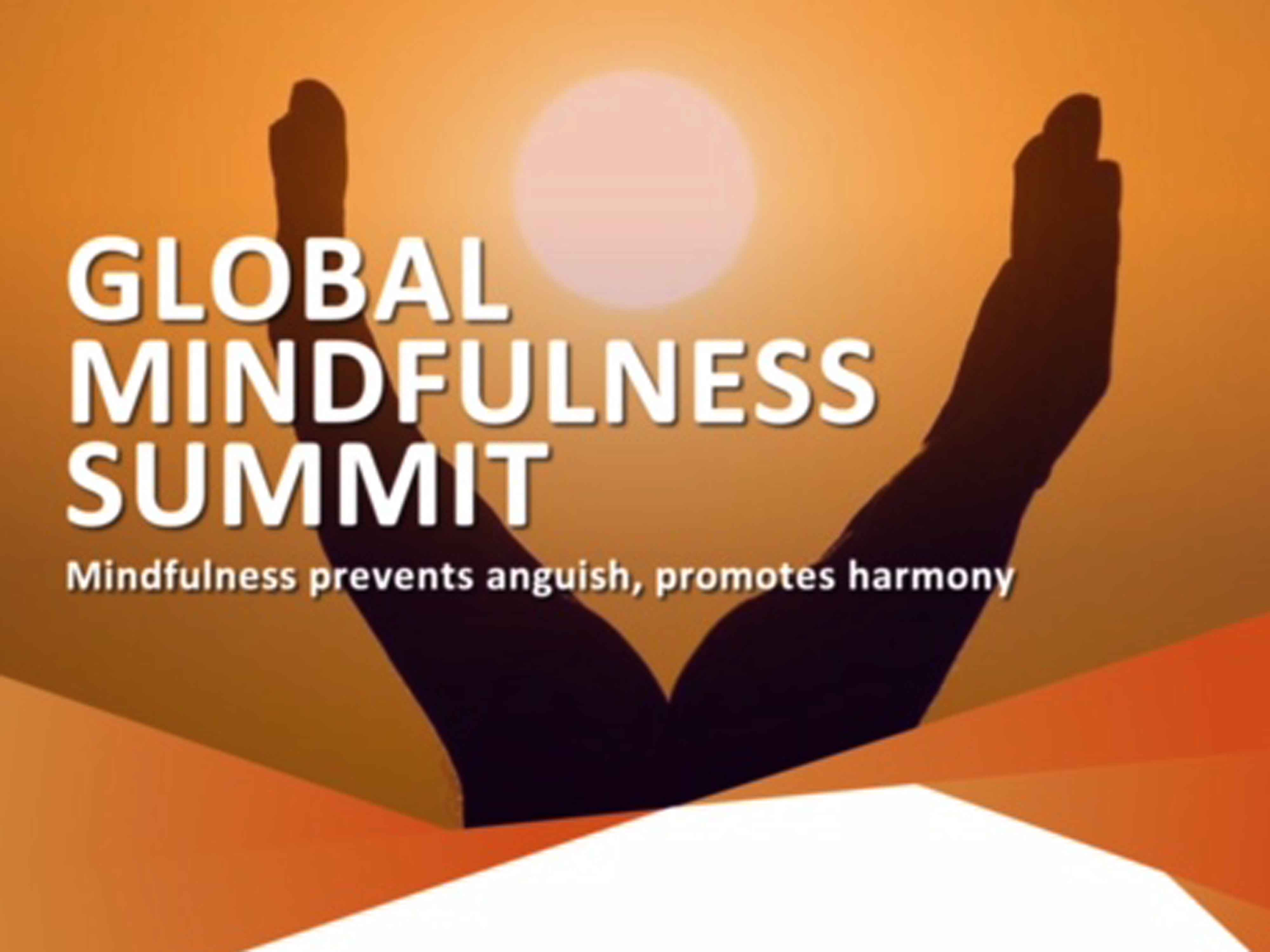The first Global Mindfulness Summit will be held in Colombo in 2018, February 24-25