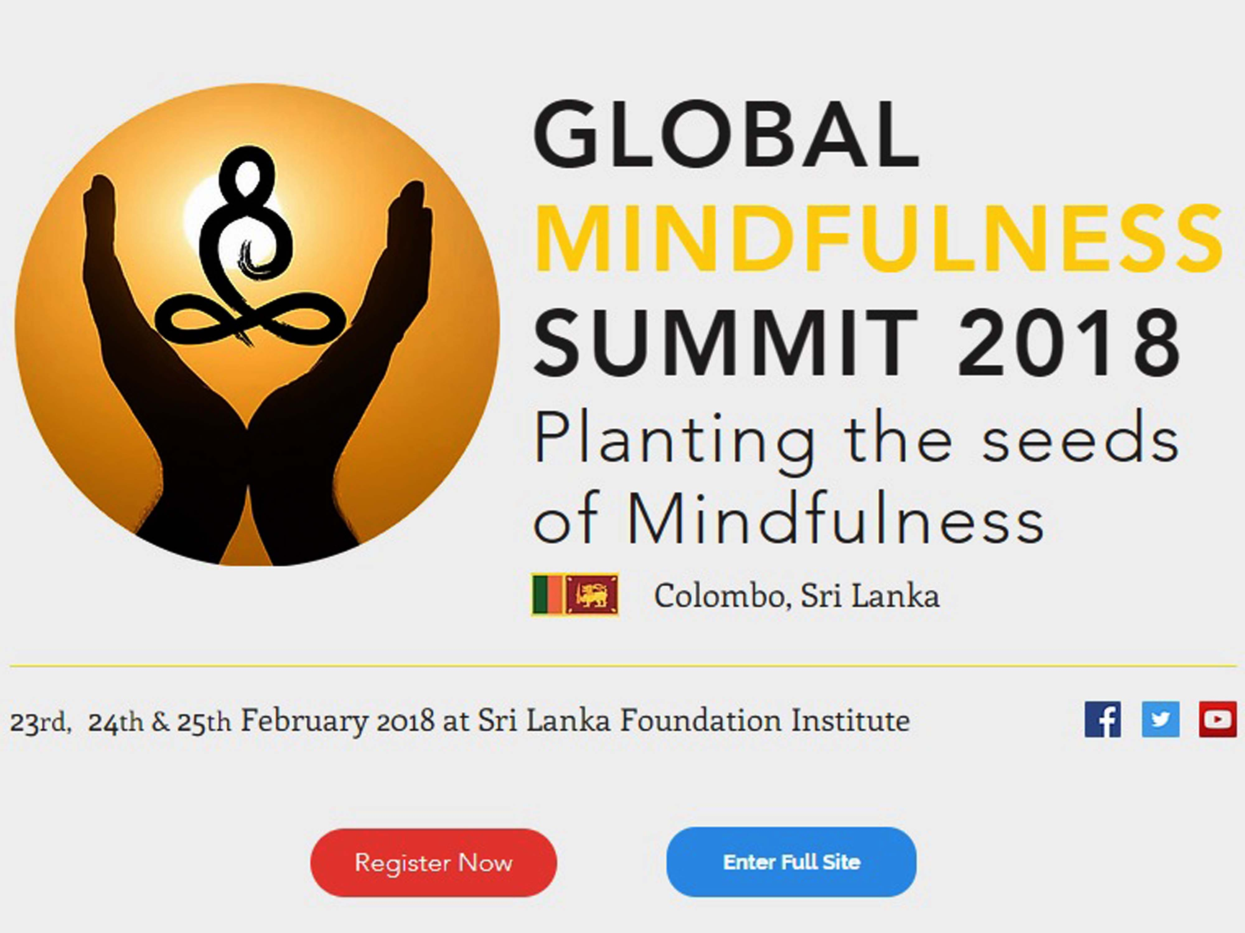 Global Mindfulness Summit