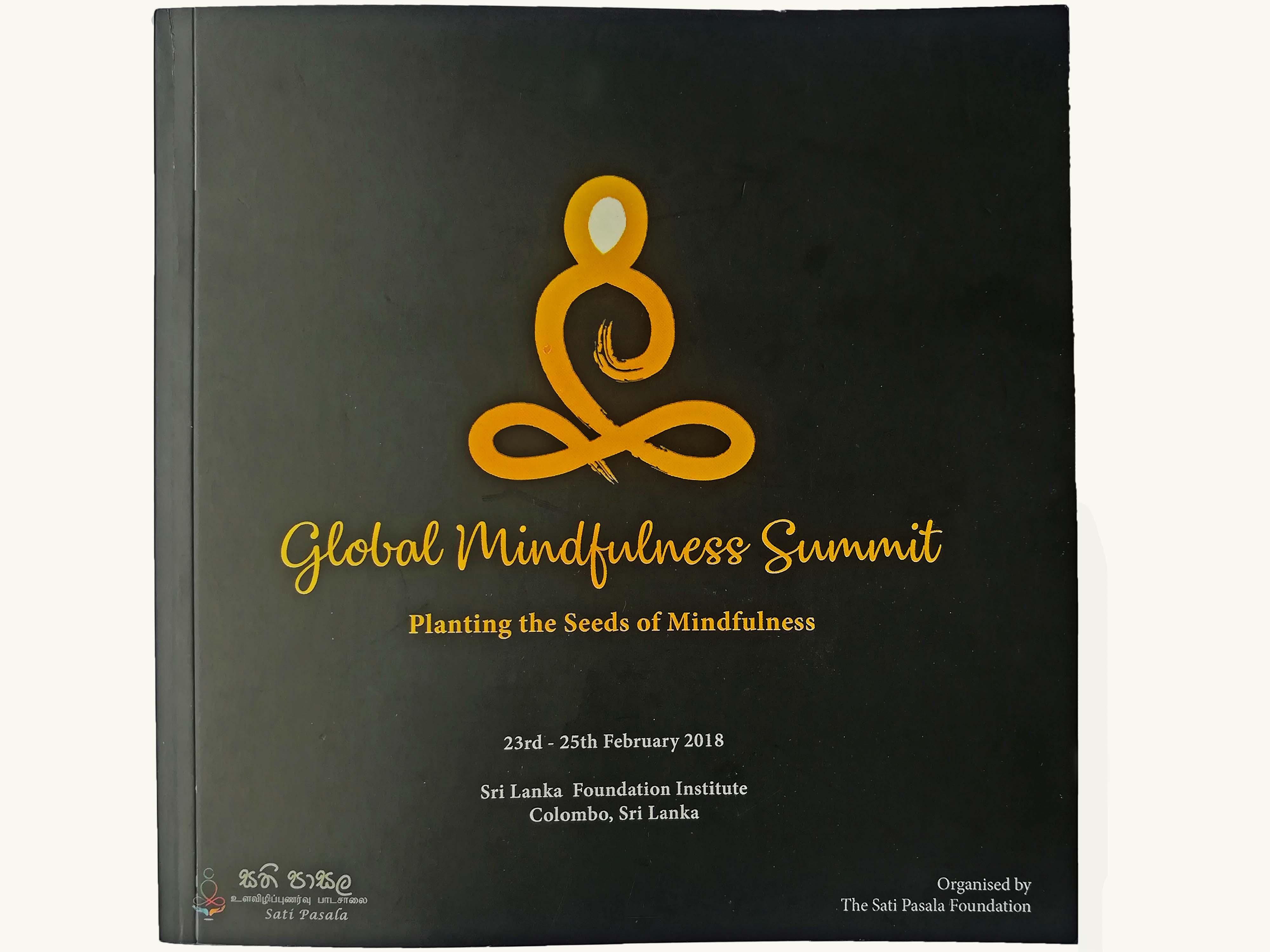 Global Mindfulness Summit E-Brochure