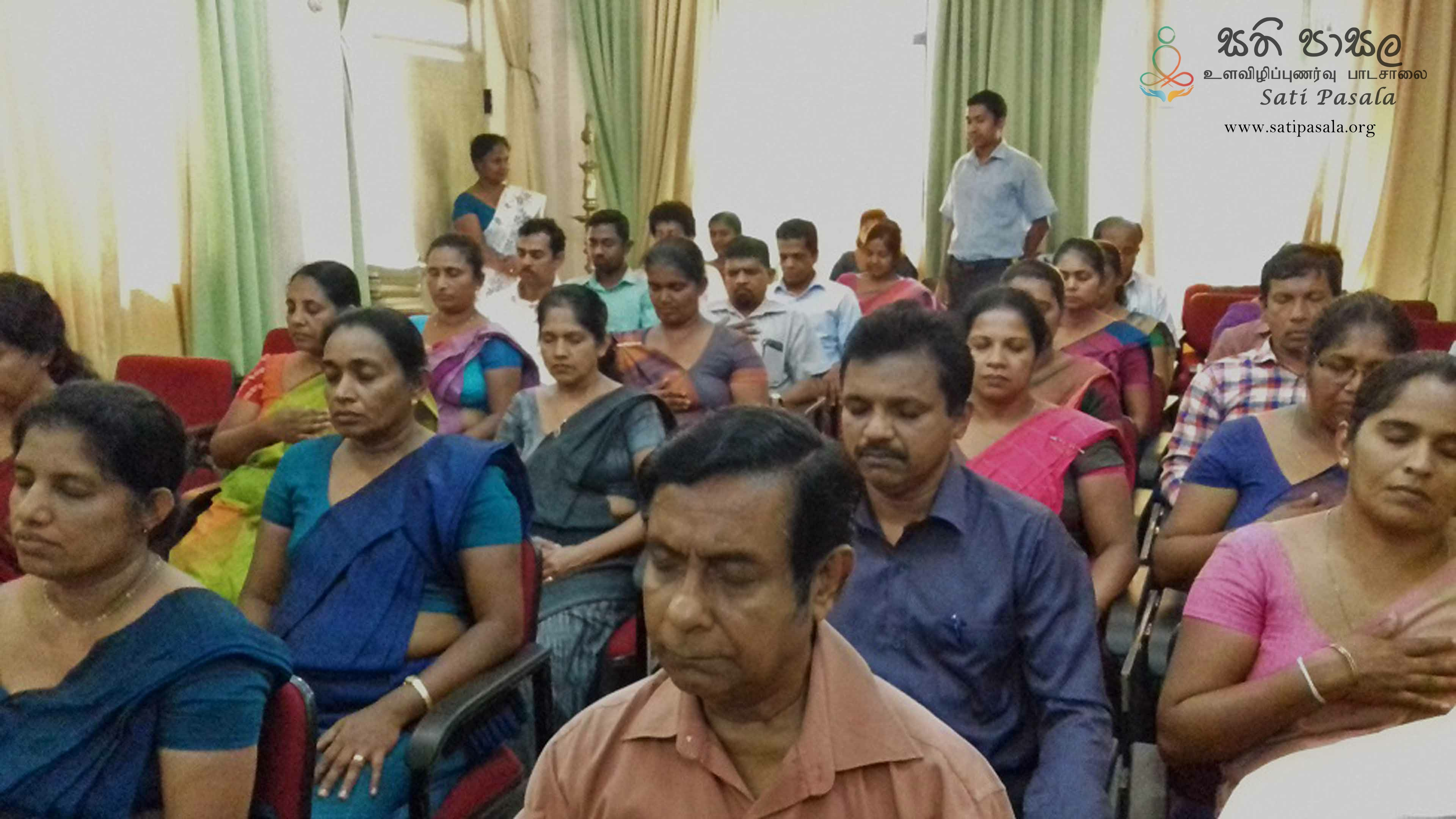 Sati Pasala at Department of Social Welfare, Probation and Child Care Service Affairs