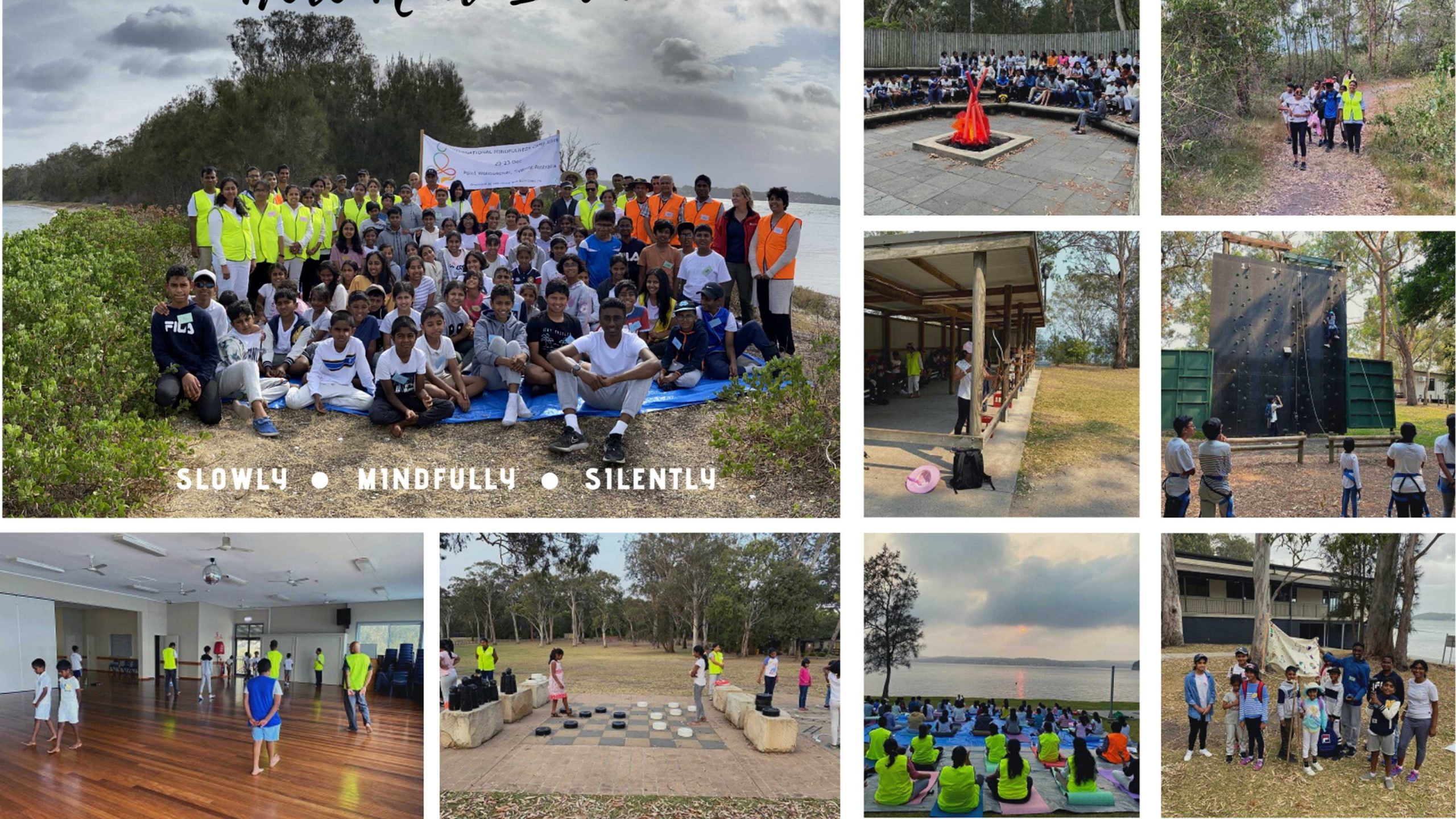 International Mindfulness Camp 2019