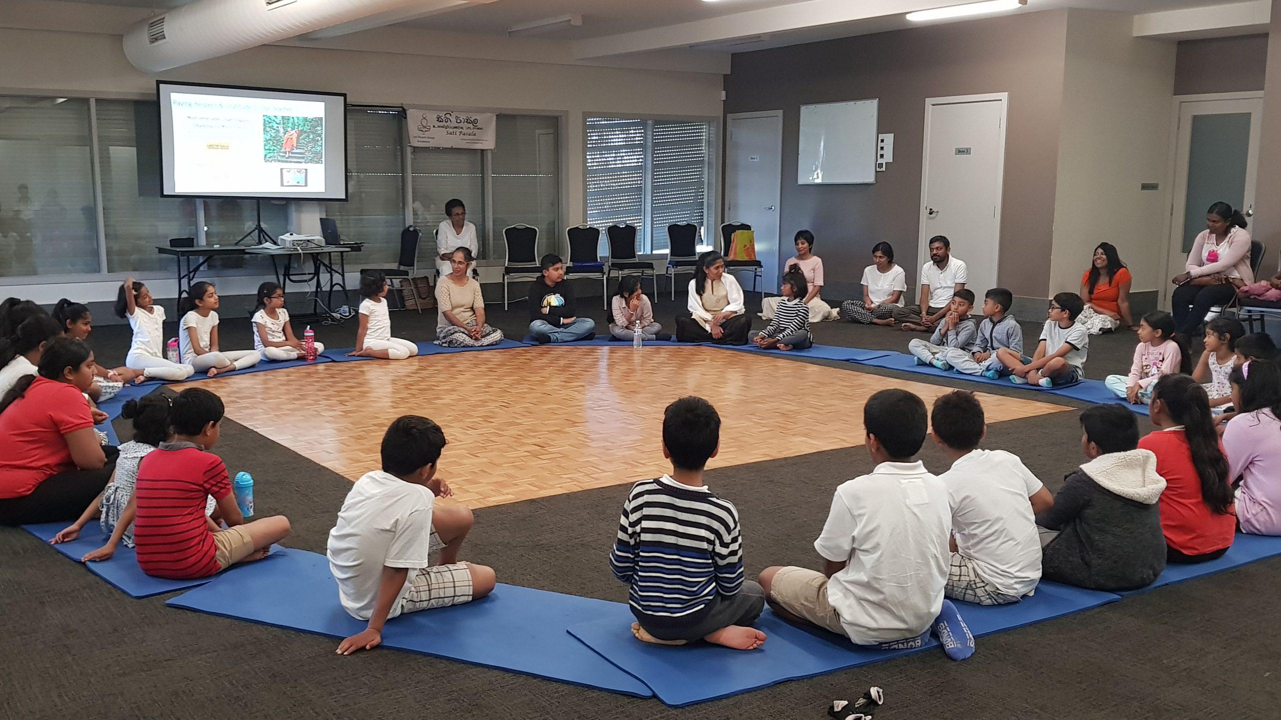 Sati Pasala Bundoora, Australia – March 2020